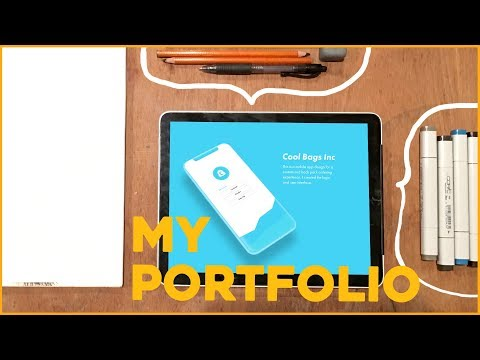 Graphic Design Portfolio Overhaul