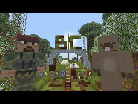 Minecraft Xbox Lets Play - Lemur Lagoon Adventures - Boot Camp [23]