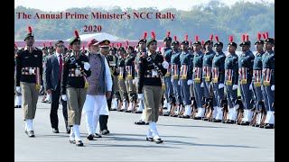The Annual Prime Minister's NCC Rally 2020 - LIVE from Cariappa Parade ground