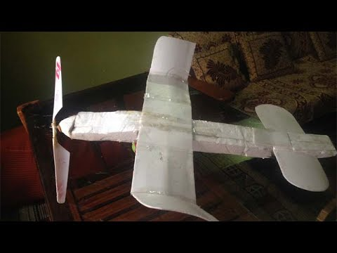 Propeller videos;DIY Crafts/How to make  propeller for rubber powered plane (EASY)