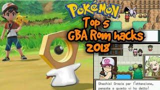 new pokemon gba roms