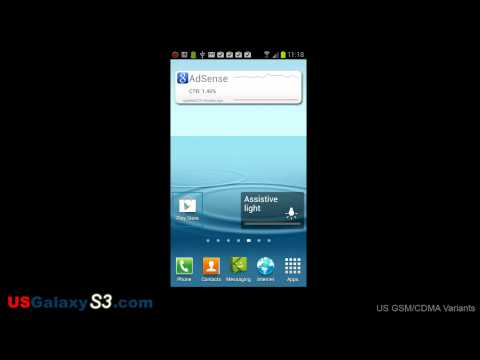 USGalaxyS3.com - How to obtain your MSL (SPC) for the Sprint Samsung Galaxy S3 (SIII)