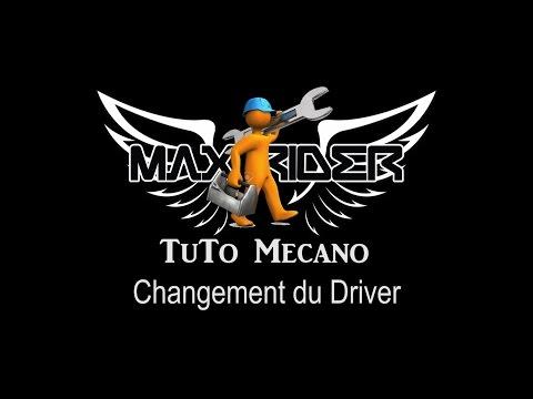 Max Rider Tuto Mécano, driver