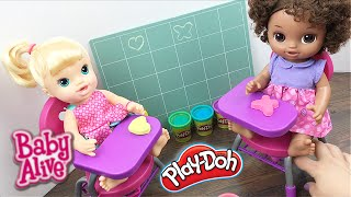 f75109daa7 Baby Alive Doll Pre-School with My Life Desk
