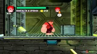 Wreck-it Ralph - Gameplay Wii (Original Wii)
