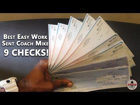 Make Money Online Without An Investment - I Got 9 Checks Already! | #BestEasyWork