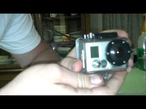 Gopro Tutorial- How to remove the back door from the case