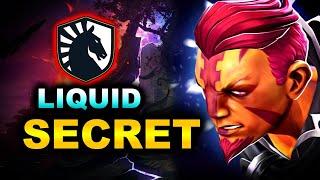 SECRET vs LIQUID - SUPER MATCH - OMEGA League DOTA 2