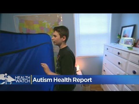 Experts: People With Autism Typically Have Other Health Problems