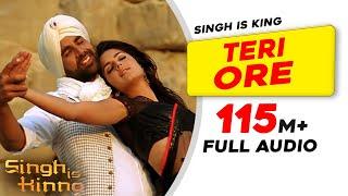 Teri Ore   Full Audio  Singh Is Kinng  Akshay K Katrina K Pritam Rahat Fateh Ali Khan Shreya Ghoshal