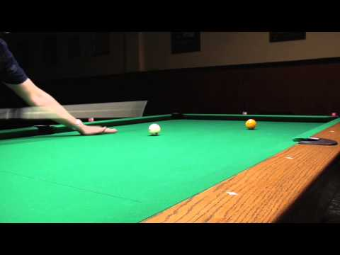 How to Hit a Pool Ball