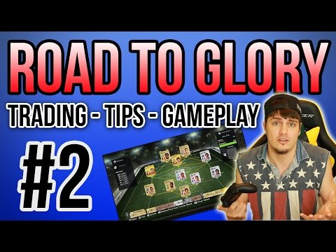 FIFA 15 ROAD TO GLORY | DEFENDING TIPS & EASY TRADING | FIFA Ultimate Team (FUT 15)  -  RTG #2