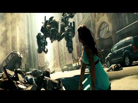 Transformers 1 - City Fight HQ (Brawl Vs Autobots)