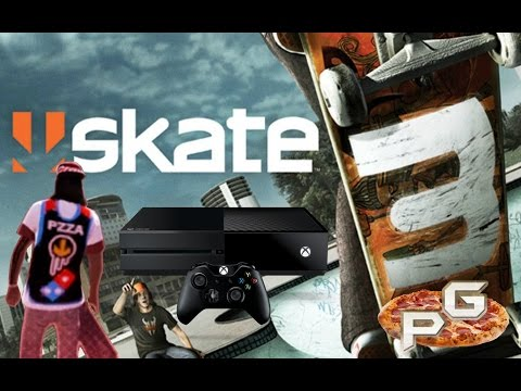 Skate 3 on Xbox One & How to Get Your Custom Skater