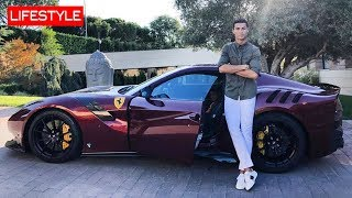 Cristiano Ronaldo Lifestyle, Income, Salary, Net worth, Girlfriend, Family, Biography