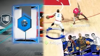 NBA 2k17 MyTEAM - Deadly Ankle Breaker! 5 New Sapphire Players!