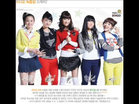 Wonder Girls - Food Song