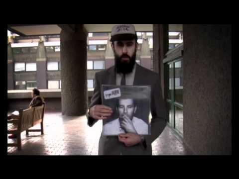 Thou Shalt Always Kill (Original Video) Higher Quality - dan le sac Vs Scroobius Pip