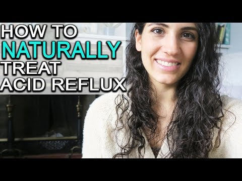 HOW TO NATURALLY TREAT ACID REFLUX | Prevent Heartburn & Indigestion
