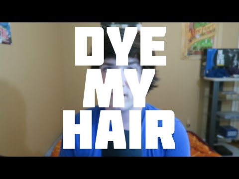 CHOOSE WHAT COLOR I DYE MY HAIR! (THANKS FOR 50,000 SUBS!)