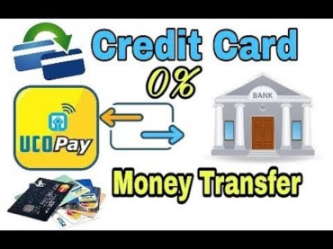 credit card to bank account money transfer without any charges.