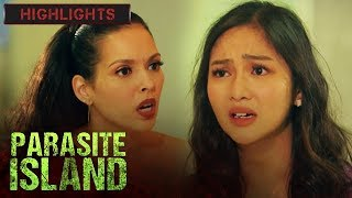 Princess tries to stop Queenie from doing her plans | Parasite Island (With Eng Subs)
