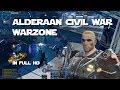 SWTOR PvP - Alderaan Civil War 26.01.2014 (Vulkk - 55 Focus Sentinel PoV, Solo Queue, HD1080p)