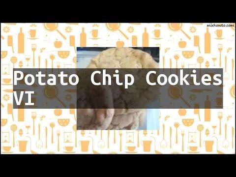 Recipe Potato Chip Cookies VI
