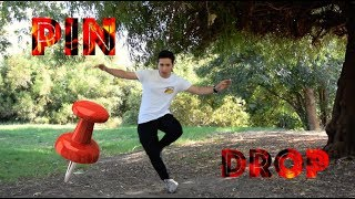 Breakdance Move / Dance Trick - PIN DROP (TUTORIAL)