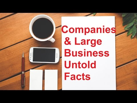 Companies and Famous Business Brands Facts Never Told before | Fascinating Amazing and Interesting