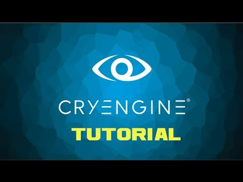 cryengine :  2.5D game - Sidescroller View Test