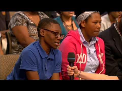 Promo: Youth Voices of Baltimore: A Community Conversation