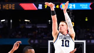 Watch Donte DiVincenzo
