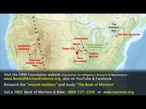 Where Did The Book of Mormon Take Place? Pt 1
