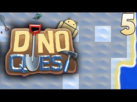 Dino Quest: Dinosaur Dig Game | Ep.05 - Jurassic Park & Disney's Dinosaur.