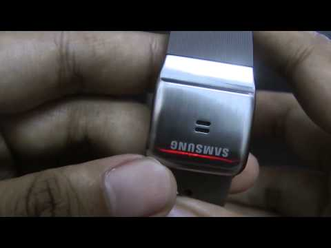 Samsung Galaxy Gear Official Hands On Review At Home