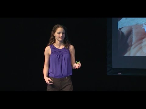 1000 Paper Cranes   Rachel Raisin   TEDxChattanooga