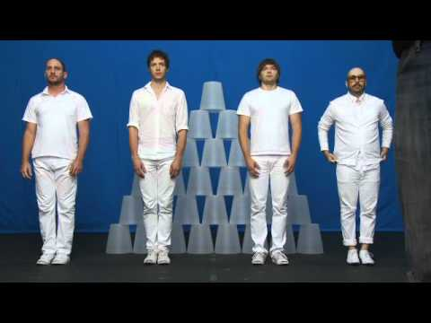 OK Go - White Knuckles - Outtakes + 4 Angles