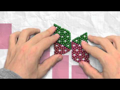 Buckyballs Chromatics Magnetic Puzzle