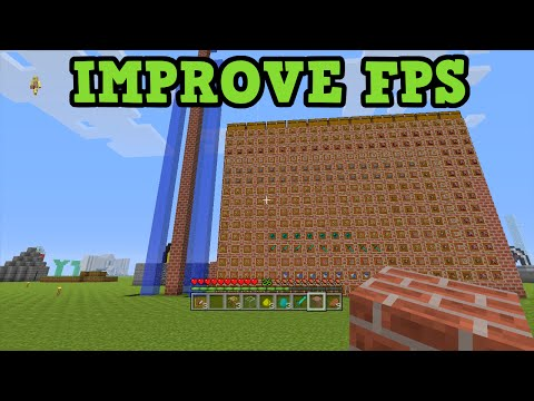 Minecraft Xbox 360 / PS3 - FPS Drops Explained - How to Fix FPS
