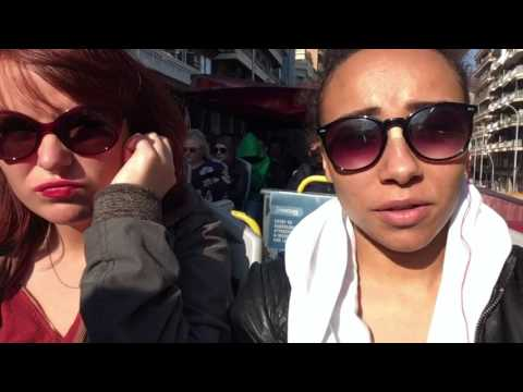 Barcelona TRIP -  Part 2 - SIGHTSEEING - HOP ON HOP OFF BUS