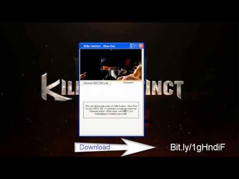 Télécharger Killer Instinct 2013 jeu vidéo Xbox