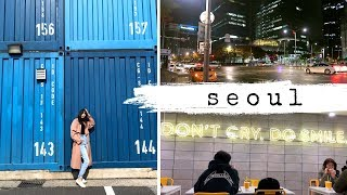 Download SEOUL, SOUTH KOREA TRAVEL VLOG | AIRBNB, SHOPPING, KOREAN FOOD & HAIR SALON Video