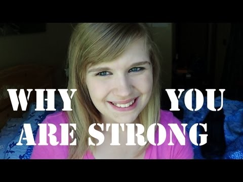 Why YOU are a strong person