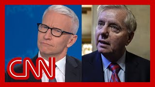 Cooper reacts to Graham's revelation: They aren't even trying to hide it