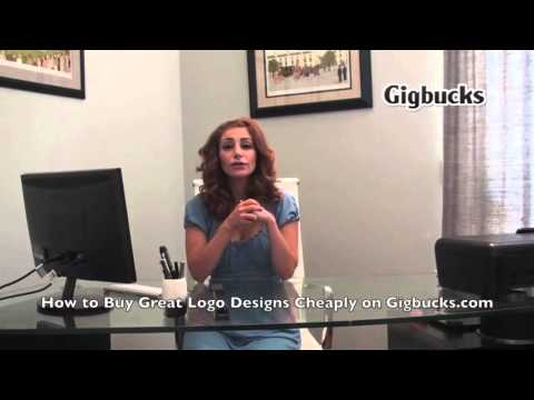 Find cheap logo designs and great logo designers at Gigbucks!