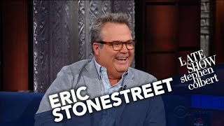 Eric Stonestreet Knows Pigs Like Stephen Knows Tolkien