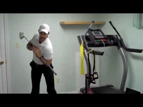 More Power For Golf Drills - Hip Rotation Moves Will Increase Swing Speed