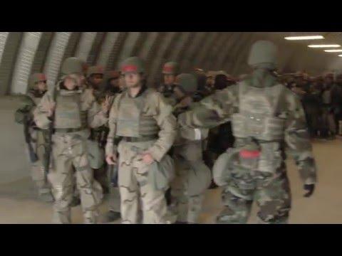 USAF BMT Training Video 3/3 (15JAN2013 - 15MAR2013)