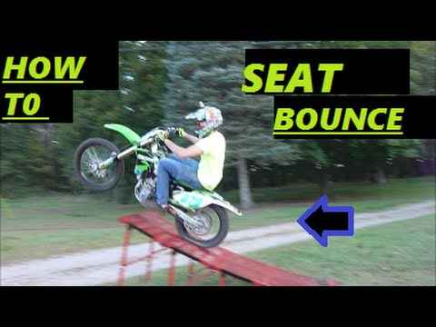 Motocross Rider Edit How To Seat Bounce Dirt Bike FMX Ramp September 2015 Hd Video